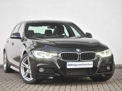 used BMW 318 3 Series d M Sport 4dr Step Auto