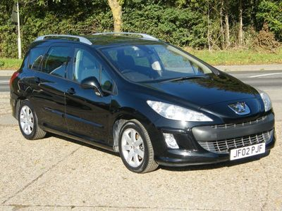 used Peugeot 308 SW 1.6 HDi FAP SE 5dr
