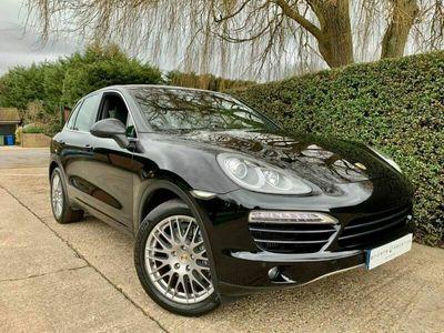 used Porsche Cayenne 3.0 D V6 TIPTRONIC 5d 245 BHP PARK ASSIST PHONE PREP