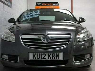 used Vauxhall Insignia 2.0 CDTi ecoFLEX 16v SRi VX Line (s/s) 4dr