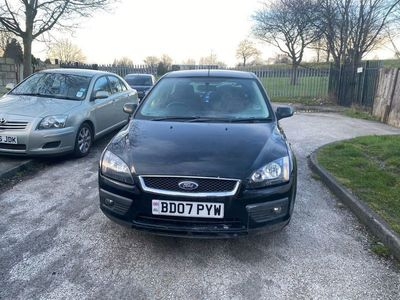 used Ford Focus 1.8 Zetec Climate 3dr