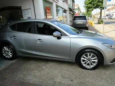 used Mazda 3 2.2TD SE-L Nav SKYACTIV-D Hatchback 5d Auto