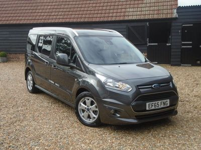 used Ford Tourneo Connect Grand1.5 TDCi Titanium Powershift (s/s) 5dr