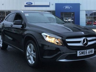 used Mercedes GLA200 GLASport 5Dr Auto