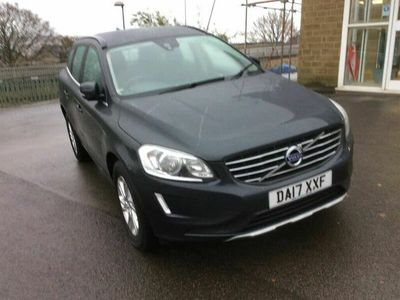used Volvo XC60 2.0TD D4 SE Geartronic