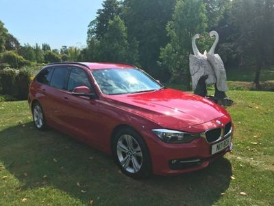 used BMW 318 3 Series 2.0 d Sport Touring (s/s) 5dr