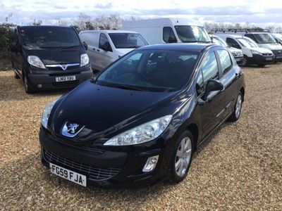 used Peugeot 308 1.6 HDi Sport 5dr