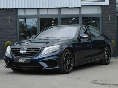 used Mercedes S63L AMG S Class 5.5AMG MCT (s/s) 4dr