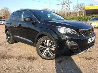 used Peugeot 3008 SUV 1.2 PureTech Allure (s/s) 5dr