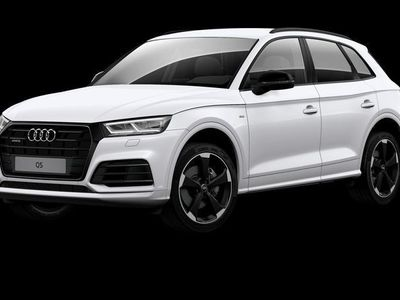 used Audi Q5 45 TFSI Quattro Black Edition 5dr S Tronic