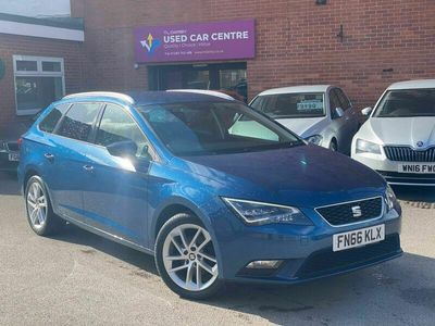 used Seat Leon ST 1.6 TDI SE Dynamic (Tech Pack) (s/s) 5dr