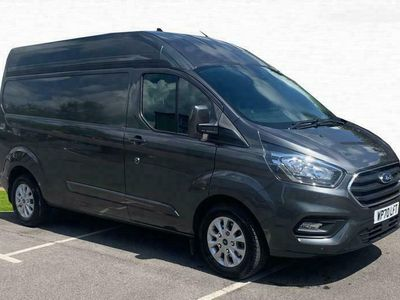 used Ford Custom Transit2.0 EcoBlue 170ps High Roof Limited Van Auto