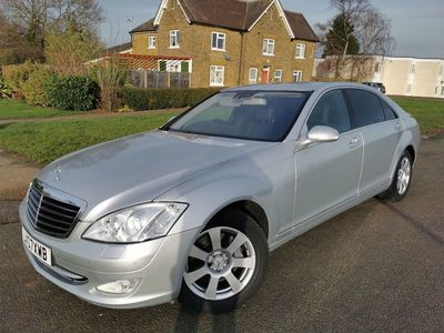 used Mercedes S320 S Class 3.0CDI L 7G-Tronic 4dr