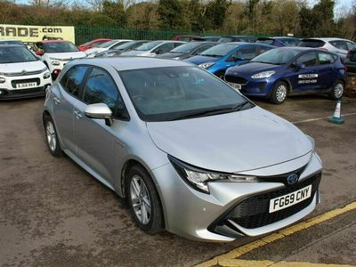 used Toyota Corolla 1.8 VVT-h Icon Tech CVT (s/s) 5dr