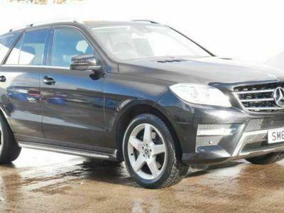 used Mercedes ML250 M-ClassCDi BlueTEC Sport 5dr Auto Leather Seats 2.2