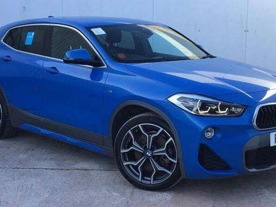 used BMW X2 sDrive 20i M Sport X 5dr Step Auto