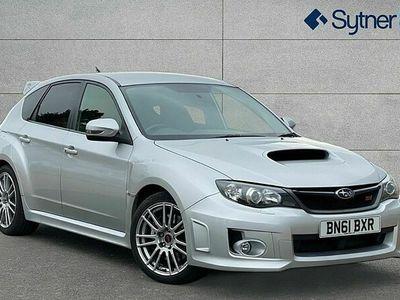 used Subaru WRX STI Type UK 5dr 2.5