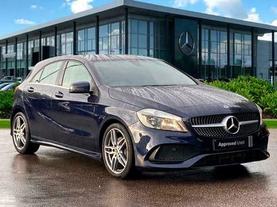 used Mercedes A160 A ClassAmg Line 5Dr 1.6