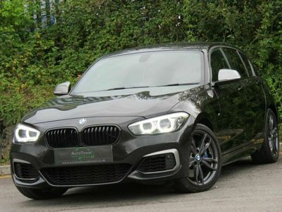 used BMW M140 1 Series 3.0GPF Shadow Edition Sports Hatch Auto (s/s) 5dr