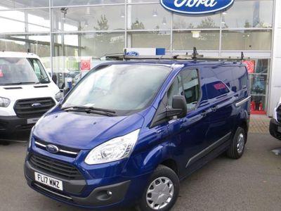 used Ford Custom Transit2.0 TDCi 130ps Low Roof Trend Van