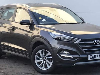 used Hyundai Tucson 1.7 Crdi Blue Drive Se 5Dr 2Wd Dct