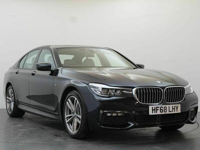 used BMW 740 d xDrive M Sport Saloon