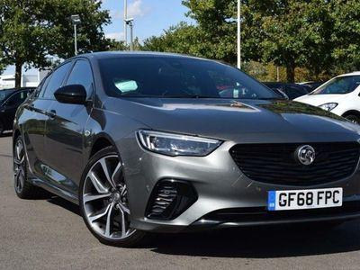 used Vauxhall Insignia 2.0 Bi-Turbo D 4X4 Gsi Nav 5Dr Auto