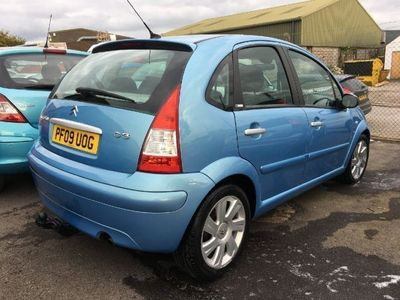 used Citroën C3 C3 20091.6 HDi EXCLUSIVE Hatchback 2009