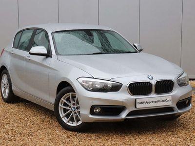 used BMW 118 1 Series i SE 5-door Auto