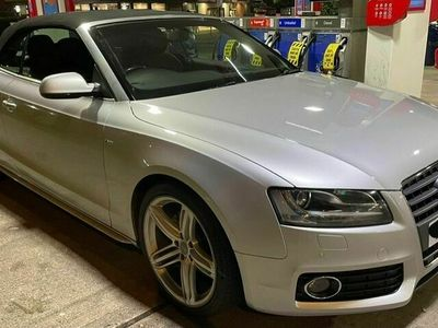 used Audi A5 Cabriolet Cabriolet 2.0 TDI S line 2dr