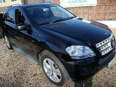 used Mercedes ML300 M ClassCDi BlueEFFICIENCY [204] Sport 5dr Tip Auto