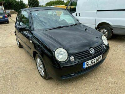 used VW Lupo 1.4 SE 3dr