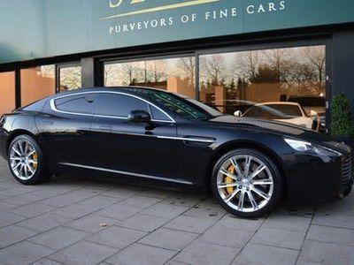 used Aston Martin Rapide S S 6.0 V12