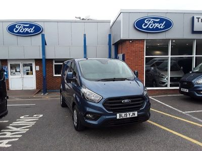 used Ford Custom Transit2.0 EcoBlue 130ps Low Roof Trend Van
