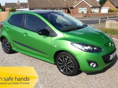 used Mazda 2 BLACK EDITION - FULL MOT - ANY PX WELCOME