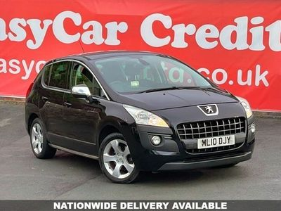 used Peugeot 3008 2.0 HDI EXCLUSIVE 5d 163 BHP, 2010 ( )