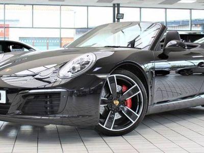 used Porsche 911 PETROL SEMI AUTOMATIC CONVERTIBLE 2 DOORS