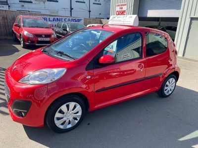 used Peugeot 107 1.0 12v Active 5dr