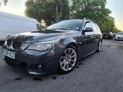 used BMW 520 5 Series 2.0 d M Sport Business Edition Touring 5dr