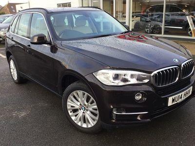 used BMW X5 Xdrive25D Se 5Dr Auto