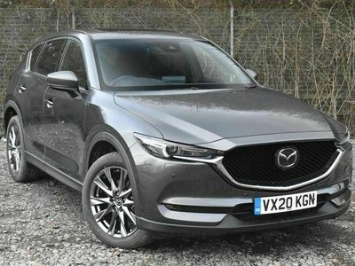 used Mazda CX-5 2.2d [184] GT Sport 5dr AWD
