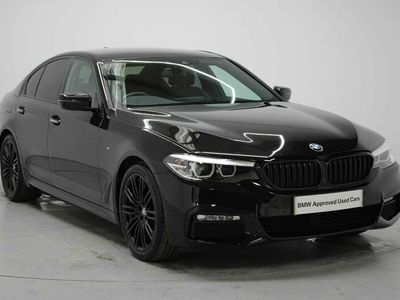 used BMW 540 xDrive M Sport Saloon