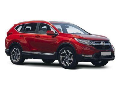 used Honda CR-V 2.0 i-MMD Hybrid SE 2WD 5dr eCVT Auto estate