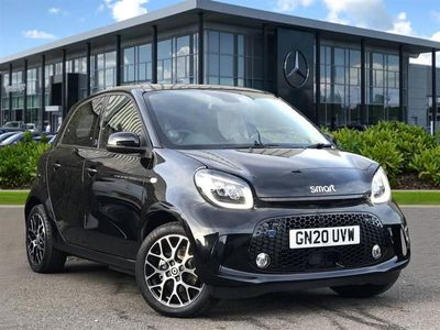 used Smart ForFour 60Kw Eq Prime Exclusive 17Kwh 5Dr Auto [22Kwch]