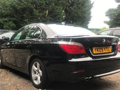 used BMW 525 5-Series Saloon d SE 4d (07)