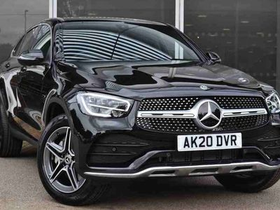 used Mercedes E300 GLC Coupe GLC4Matic AMG Line 5dr 9G-Tronic