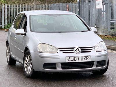 used VW Golf 1.9 TDI Match 5dr