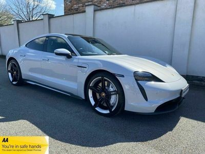 used Porsche Taycan Electric Saloon 4S (93KWH) 4DR AUTOMATIC