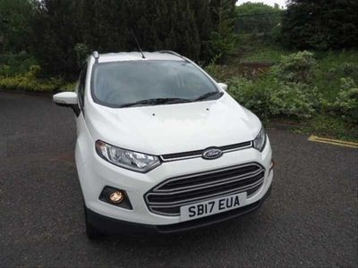 used Ford Ecosport 1.5 Zetec 5dr