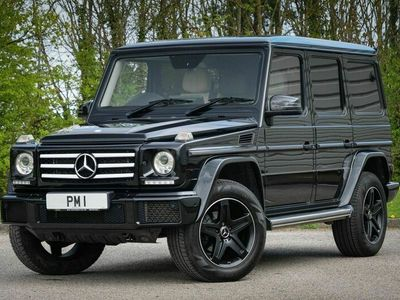 used Mercedes G350 G Class 3.0CDi G-Tronic 4WD (s/s) 5dr